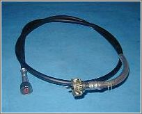 77-82 Speedometer Cable, Lower with Cruise